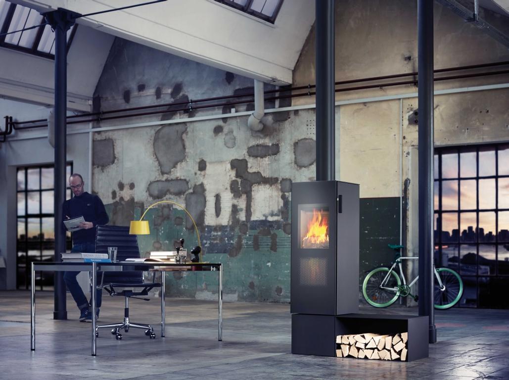Attika bionicfire Studio Loft